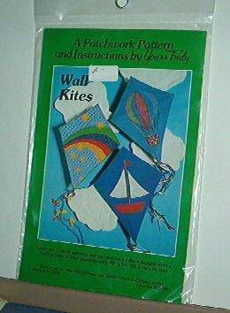 "Sewing Pattern Patchwork Patterns Wall Kites 20""X 26"""