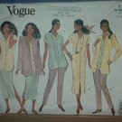 Sewing Pattern:  Vogue 1122 Very Easy Skirt , Blouse, Jacket, Skirt & Pant Size 12-16