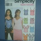 Sewing Pattern Simplicity 5060 Tops, Sizes 12 - 18