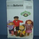 "Sewing Pattern Butterick, B5158 Clothes for Cabbage Patch Kids izes 16 & 20"" dolls"