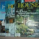 Magazine - 4 coies HOUSES by Fine Homebulding - 2005, 6,7 & 8.
