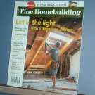 Magazine - FINE HOMEBUILDING Taunton's No. 186 May 2007