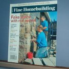 Magazine - FINE HOMEBUILDING Taunton's No. 192 January 2008