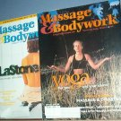 Magazines - Massage & Bodywork - June/July and August/September 1999