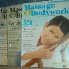 Magazines - Massage & Bodywork - April/May, Aug/Sep, Feb/Mar 2007