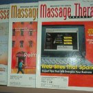 Magazines - Massage Therapy Journal - Spring, Summer & Winter 2001