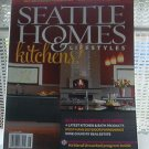 Magazines -  Seattle Homes Lifestyles - Kitchens - July/August 2008