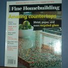 Magazine - FINE HOMEBUILDING Taunton's No. 194 May 2008