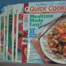 Cooking - Taste of Home - Quick Cooking - Sep & Nov 05; Jan Sep  Nov 04; Mar May Aug 03 & June 01