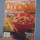Cooking - Taste of Home -  Brand Name Cookbook Fall 2007
