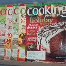 Cooking - Cooking Pleasures Dec/Jan 2007, Oct/Nov, Dec/Jan, July, Aug/Sept 2006 & Aug/Sept 2005