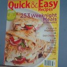 Cooking - Quick & Easy Recipes - Better Homes and Gardens - 2008