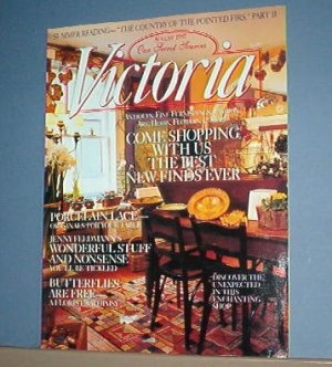 Magazine - VICTORIA - Like New -  August 1997