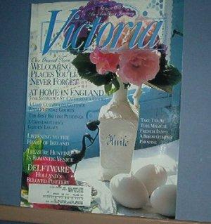 Magazine - VICTORIA - Like New -  March 1997