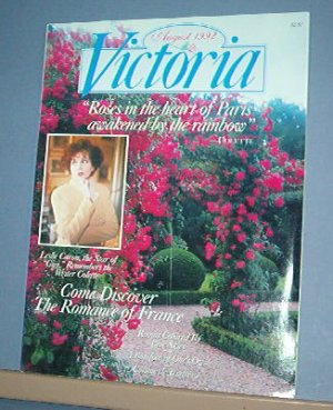 Magazine - VICTORIA - Like New - August 1992
