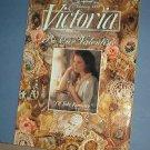 Magazine - VICTORIA - Like New -  February  1992