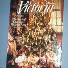 Magazine - VICTORIA - Like New  December 1991