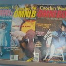 Crochet Pattern Magazine  - Crochet World Omnibook - Spring & Fall 1986 & Fall 1985