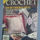 Crochet Pattern Magazine  - Old Time Crochet  - Winter 1990