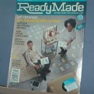 Magazine - ReadyMade - Do It Yourself. December/January 2008 #32