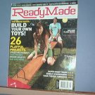 Magazine - ReadyMade - Do It Yourself  - Aug/Sept 2005
