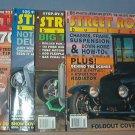 Magazine - Street Rod Builder - March, April, September and October 2004