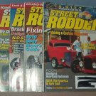 Magazine - Street Rodder  - Nov, 04; Jan 10, Dec, 09, Jan 04 Oct 03