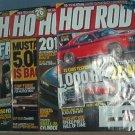 Magazine - Hot Rod - Jan - April 2010, Nov 2009, April 2007