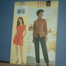 Sewing Pattern:  Vogue  7281 Petite top, pants and shorts Size 12, 14 16