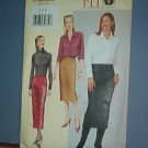 Sewing Pattern:  Vogue  7333 Skirt, 3 styles and 3 lengths. Size 12, 14, 16