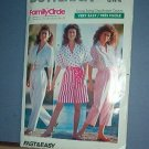 Sewing Pattern: Butterick 4109 Top, Pants, Shorts & Sash  - Size 12 14 16