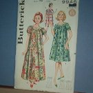 Sewing Pattern: Butterick 9946 MuuMuu Size 12