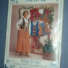 Sewing Pattern Four Corners Wrap it Up! vests and skirt Size small through large