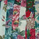 Sewing Fabric - Quilting Pieces  - 8 each - fancy flowers