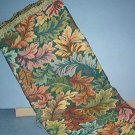 Sewing Fabric  No. 275 Upholstery leaves fall colors
