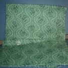 Sewing Fabric Cotton No 342 Green Print