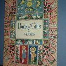 Christmas decoration -  Book of Gifts to Make - Paper ideas.