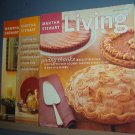 Magazine - Martha Stewart Living - Thanksgiving - Nos120,144 &168. 2002 , 05 and 07 November