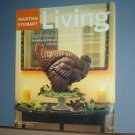 Magazine - Martha Stewart Living - Thanksgiving - No. 84 November 2000