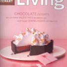 Magazine - Martha Stewart Living - Valentine's Day - 6 each - Nos. 56, 99, 79, 87, 171 & 111