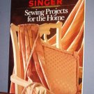 Magazine - Singer Sewing Reference Library  - Sewing Projects for the Home