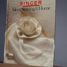 Magazine - Singer Sewing Reference Library  -More Sewing for the Home