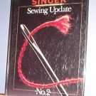 Magazine - Singer Sewing Reference Library  - Sewing  Update No. 2
