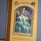 Books - A Series of Unfortunate Events, The Slippery, Book the Tenth HB First Edition