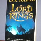Books - The Lord of the Rings - Three Books - J.R.R. Tolkien PB 1112 pages