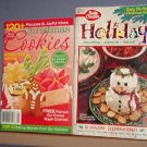 Magazines - Betty Crocker Holiday Recipes and her great cookies.