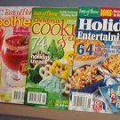Magazines - Taste of Home - Cookies, Holidays Entertaining and 76 smoothies for drinking