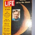 Magazine - Life - Off to the Moon - July 4, 1969, Excellent Shape