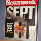 Magazine - Time Special Issue September 11  - Excellent