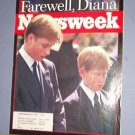 Magazine - Newsweek - Farewell, Diana - September 15, 1997 - Excellent